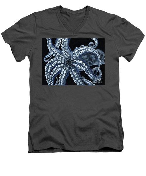 Octopoda Men's V-Neck T-Shirt