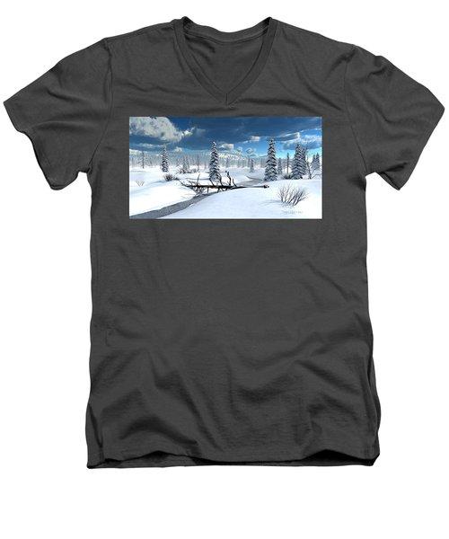 Of Blankets And Sheets Men's V-Neck T-Shirt