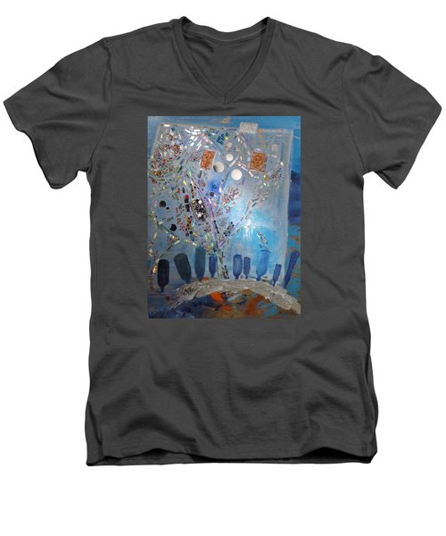 Of South 2 Men's V-Neck T-Shirt
