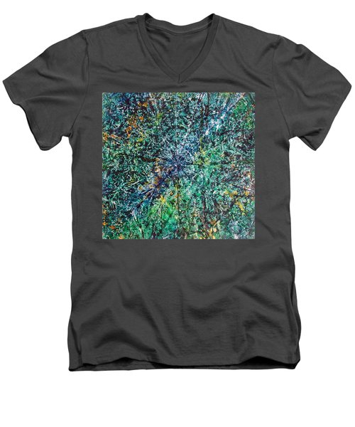 47-offspring While I Was On The Path To Perfection 47 Men's V-Neck T-Shirt