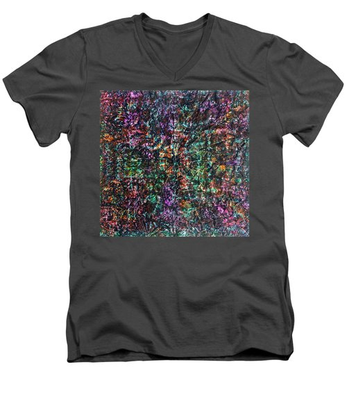 49-offspring While I Was On The Path To Perfection 49 Men's V-Neck T-Shirt