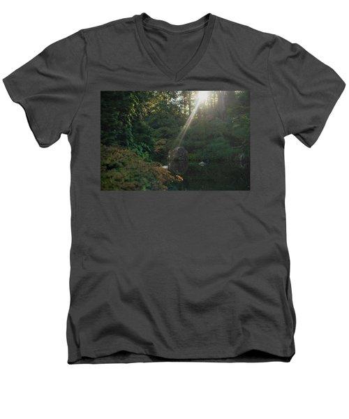 Oh Holy Duck Men's V-Neck T-Shirt