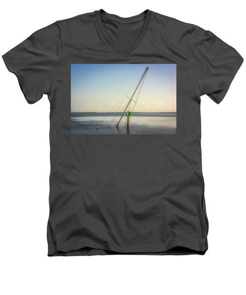 Oh Nooooo. Men's V-Neck T-Shirt