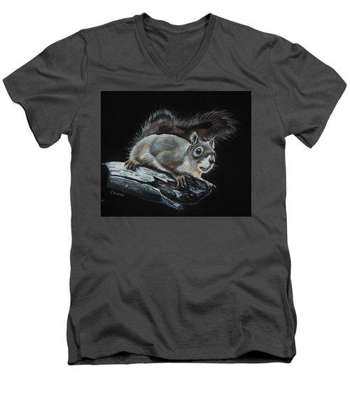 Oh Nuts  Men's V-Neck T-Shirt