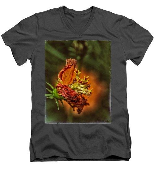 Oh Orange Juice Men's V-Neck T-Shirt