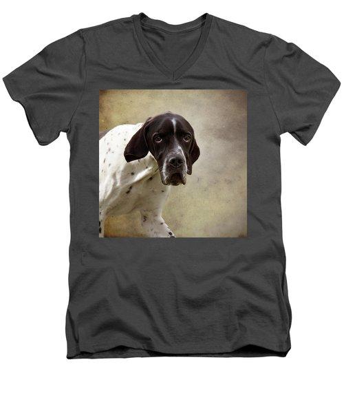Oh The Eyes Men's V-Neck T-Shirt