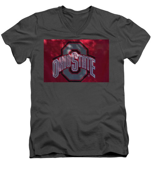 Ohio State Men's V-Neck T-Shirt