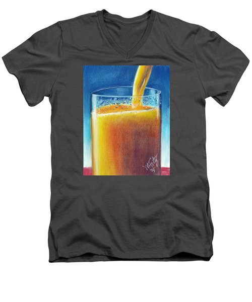 Oj Frash Men's V-Neck T-Shirt