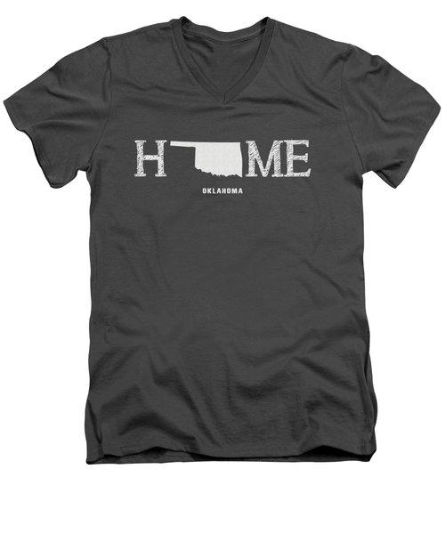 Ok Home Men's V-Neck T-Shirt