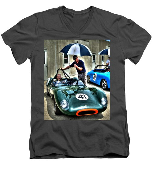 Ol' 41 Men's V-Neck T-Shirt