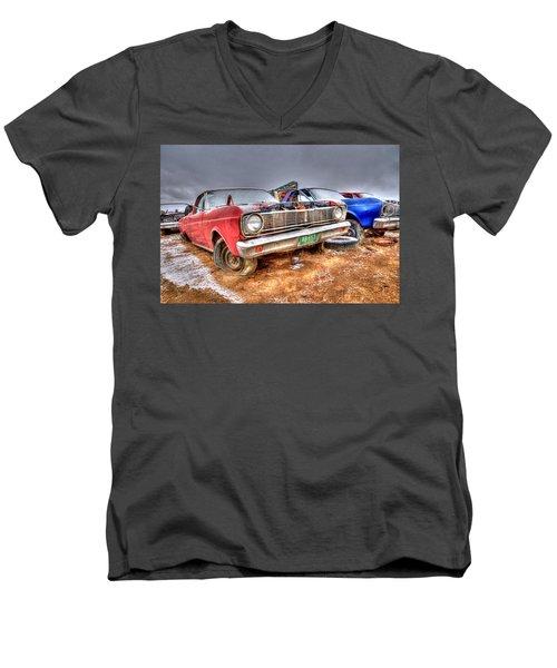 O'l Red Men's V-Neck T-Shirt
