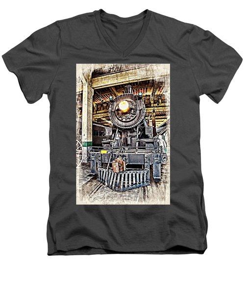 Old 544 Men's V-Neck T-Shirt