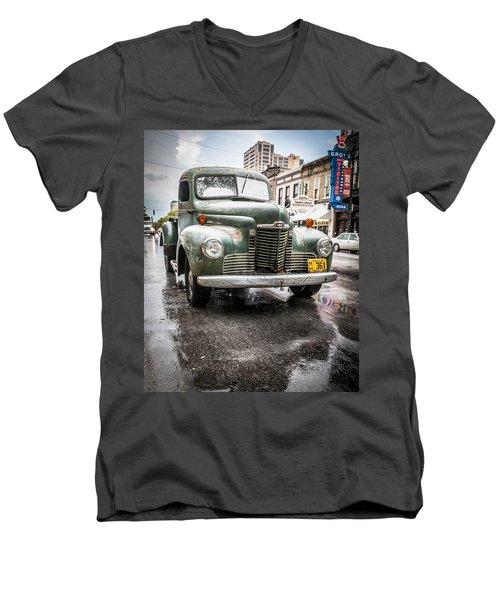 Old But Rolling Men's V-Neck T-Shirt