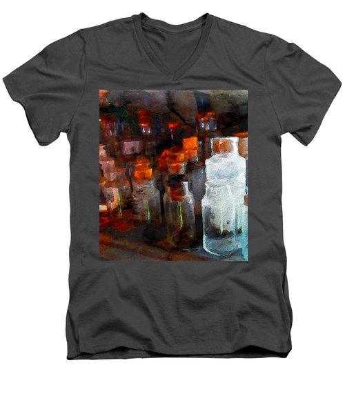 Old Jars Men's V-Neck T-Shirt