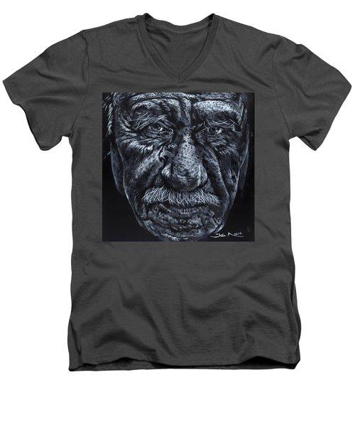 Old Joe Men's V-Neck T-Shirt