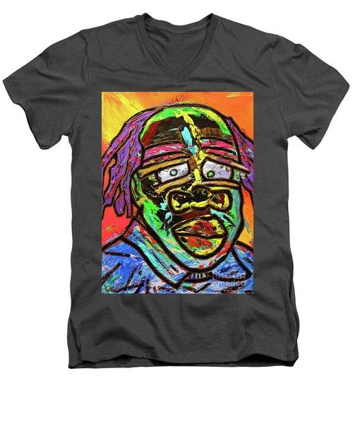 Old Was Men's V-Neck T-Shirt