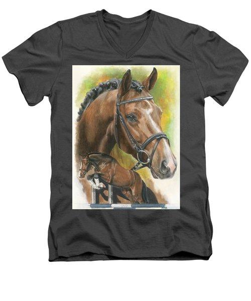 Oldenberg Men's V-Neck T-Shirt