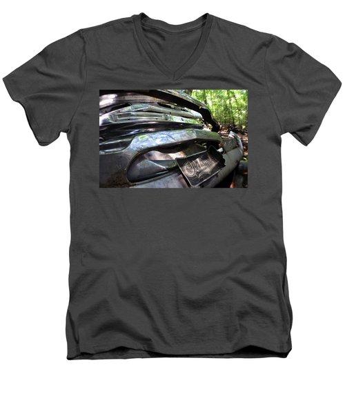 Oldsmobile Bumper Detail Men's V-Neck T-Shirt
