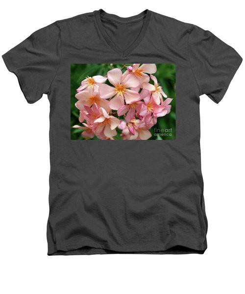 Oleander Dr. Ragioneri 3 Men's V-Neck T-Shirt