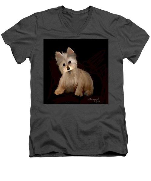 Ollie Men's V-Neck T-Shirt