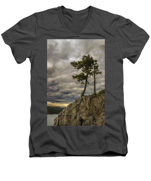 Ominous Weather Men's V-Neck T-Shirt