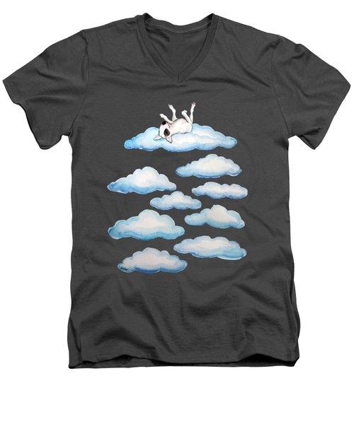 On Cloud Nine Men's V-Neck T-Shirt