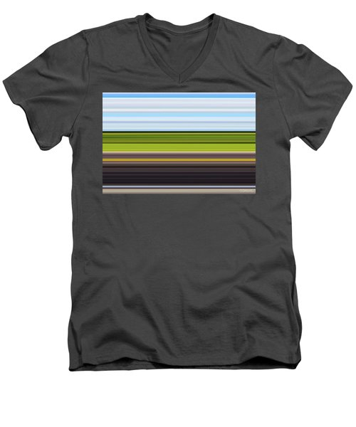 On Road IIi Men's V-Neck T-Shirt