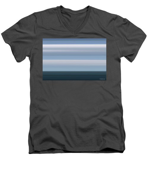 On Sea Men's V-Neck T-Shirt