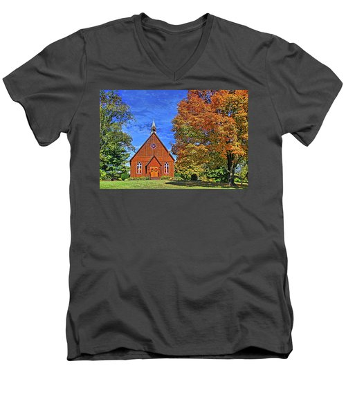 On The Road To Maryville Men's V-Neck T-Shirt