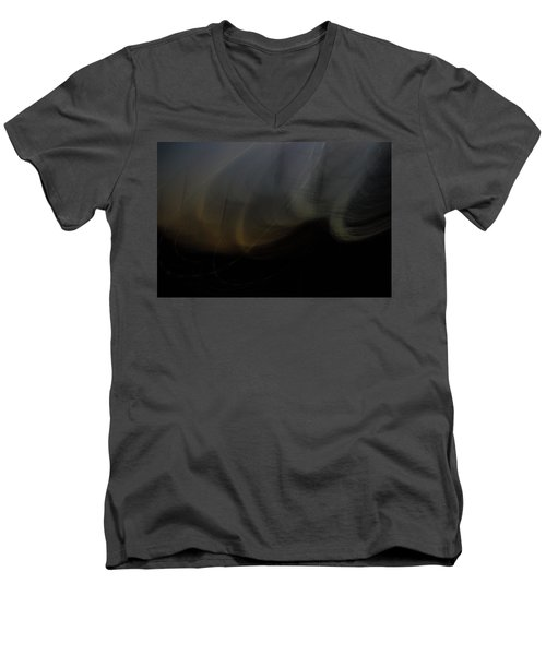 On The Waves Men's V-Neck T-Shirt