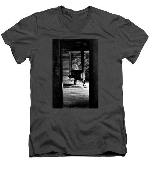 Once Men's V-Neck T-Shirt