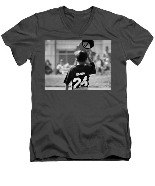 One Of Those Days Men's V-Neck T-Shirt