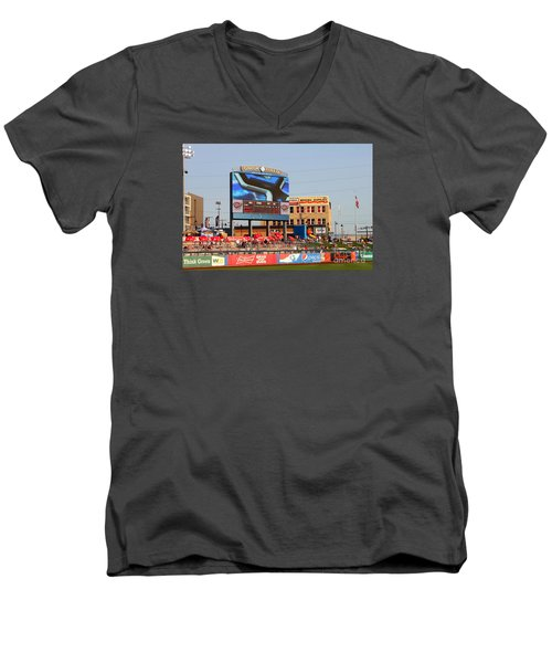 Oneok Field 2 Men's V-Neck T-Shirt