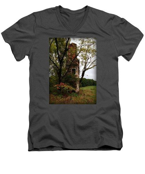 Only Thing Left Standing Men's V-Neck T-Shirt