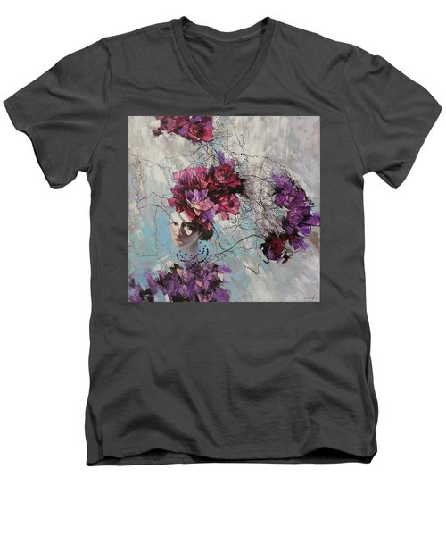 Ophelia Men's V-Neck T-Shirt