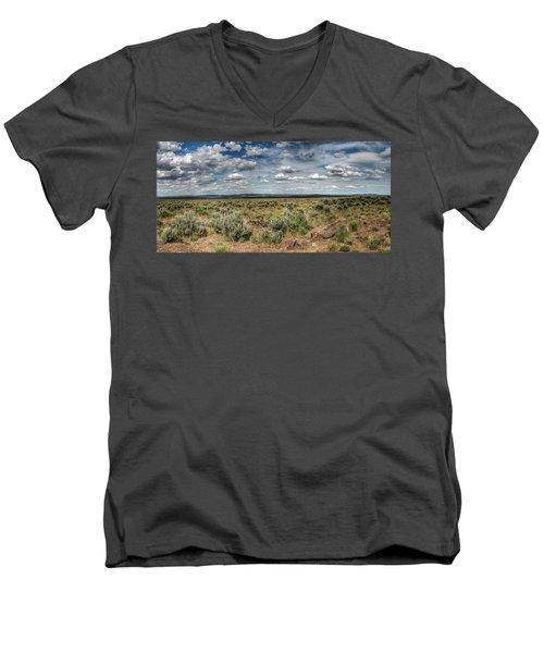 Oregon Outback Men's V-Neck T-Shirt