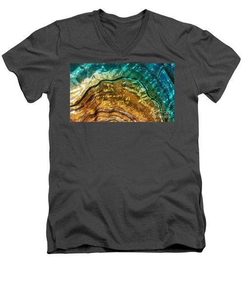 Organic Flow Men's V-Neck T-Shirt