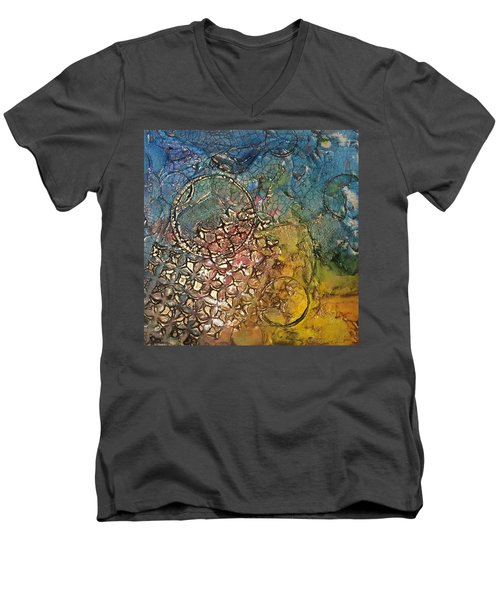 Other Worlds Men's V-Neck T-Shirt