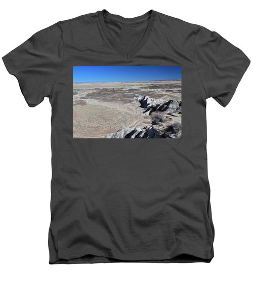 Men's V-Neck T-Shirt featuring the photograph Otherworldly by Gary Kaylor