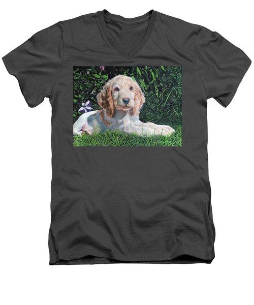 Our Archie Men's V-Neck T-Shirt