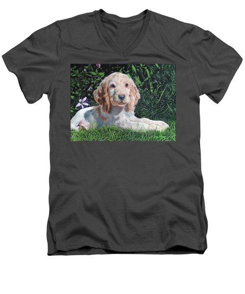 Our Archie Men's V-Neck T-Shirt