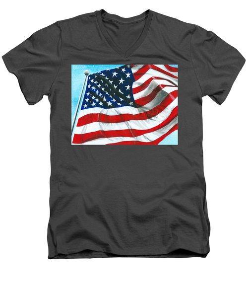 Our Civil Rights Men's V-Neck T-Shirt