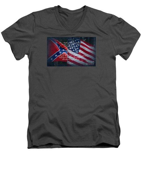 Our Father Men's V-Neck T-Shirt