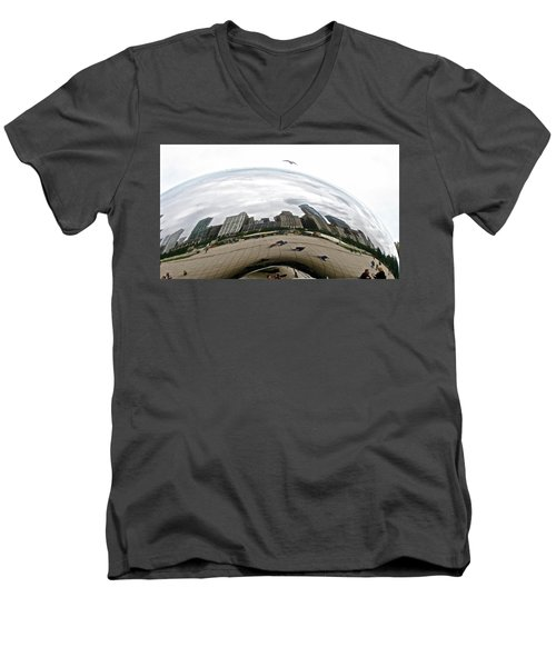 Out Of This World Men's V-Neck T-Shirt