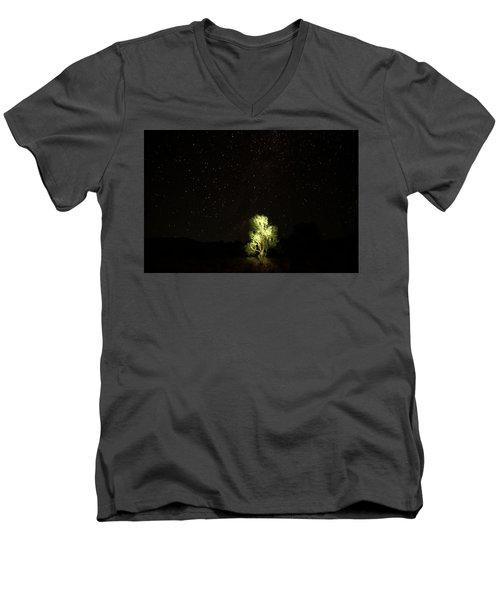 Outback Light Men's V-Neck T-Shirt