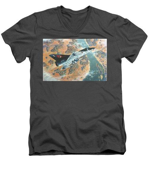 Outback Mirage Men's V-Neck T-Shirt