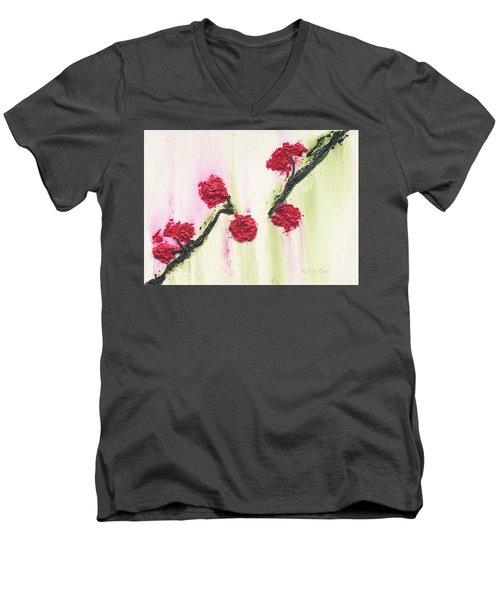 S R R Seeks Same Men's V-Neck T-Shirt