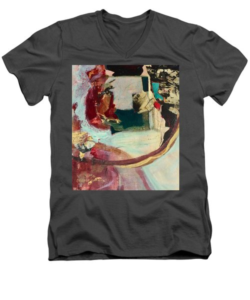 Outside The Realm Men's V-Neck T-Shirt