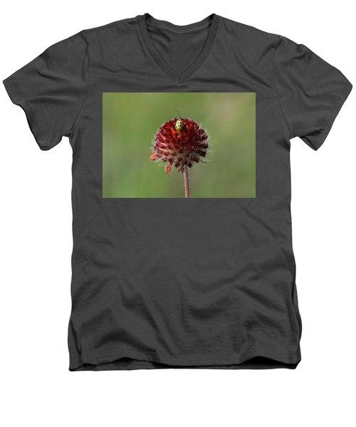 Over The Top Men's V-Neck T-Shirt