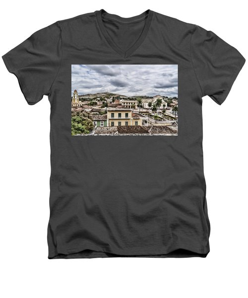 Overlook Trinidad Men's V-Neck T-Shirt